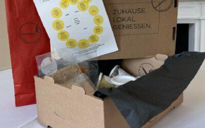 JETZT NEU: Die Menü-Box von der Speisemeisterei